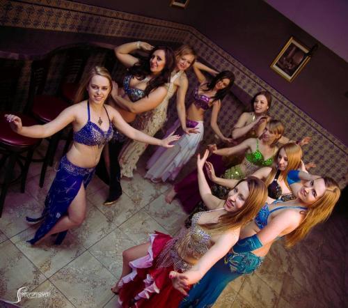 09.05.2013 Sesja zdjęciowa tancerek