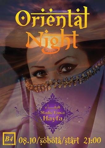 08.10.2016 Oriental Night