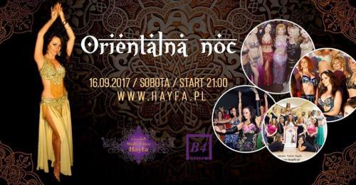 16.09.2017 Orientalna Noc