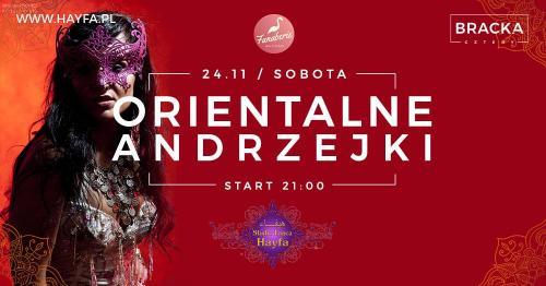 24.11.2018 Orientalny Sabat Studia Hayfa