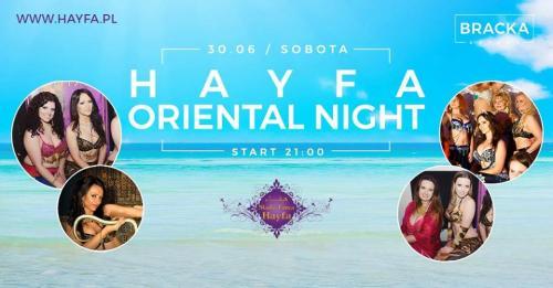 30.06.2018 Oriental Night i zakończenie sezonu