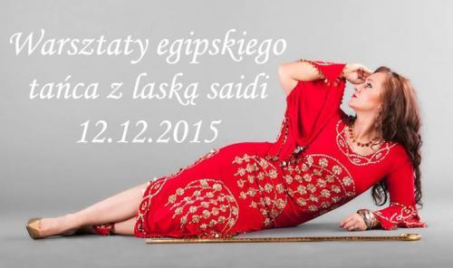 12.12.2015 Warsztaty Saidi