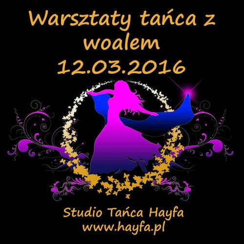 12.03.2016 Warsztaty tańca z woalem w Operze Krakowskiej