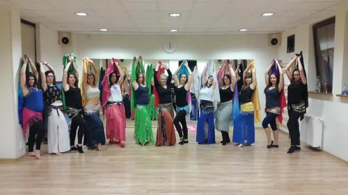 19.11.2016 Warsztaty tańca sułtańskiego
